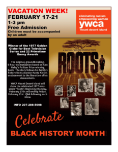 Roots-1977 Mini-Series @ YWCA MDI